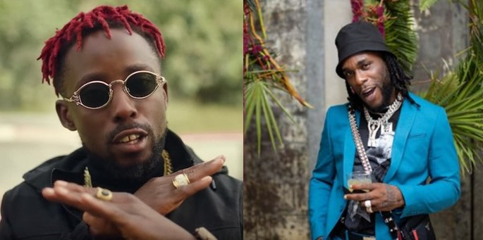 Burna Boy is king, I stan him – Erigga says