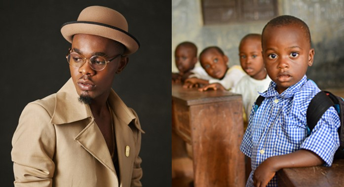 We should be helping poor and less privileged people who aren't on social media – Patoranking tells colleagues
