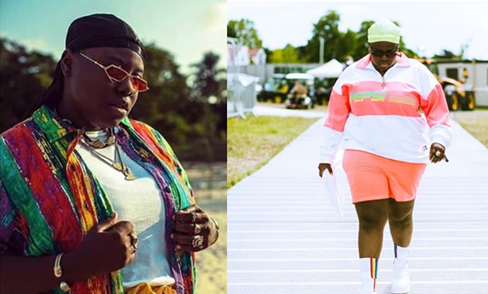 If you're going through domestic violence, please leave and get help – Teni