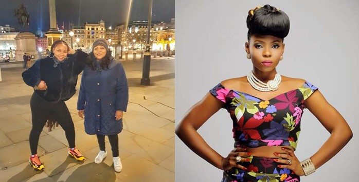 My mom once sold her economy class ticket to pay my school fees – Yemi Alade