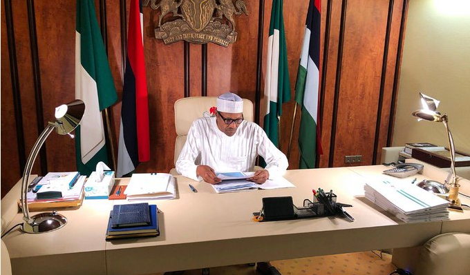Buhari approves withdrawal of N55billion from Nigeria's Sovereign Wealth Fund to aid the fight against coronavirus