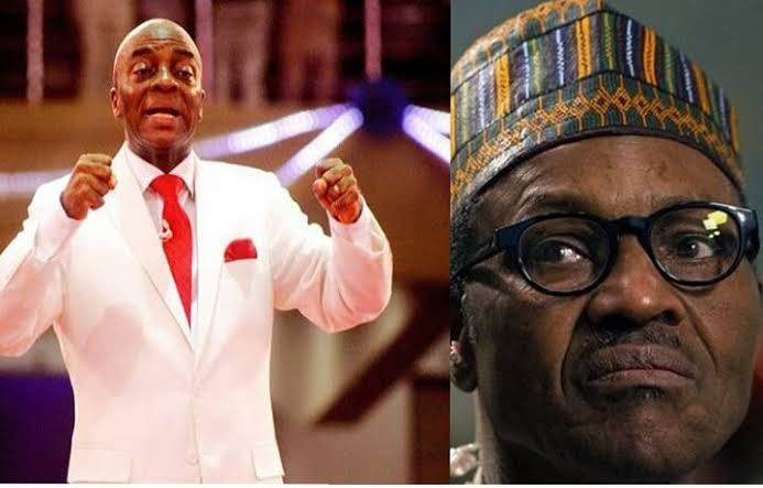 """Oyedepo calls Buhari's administration """"Nigeria's worst thing ever"""", says his days in office are numbered"""