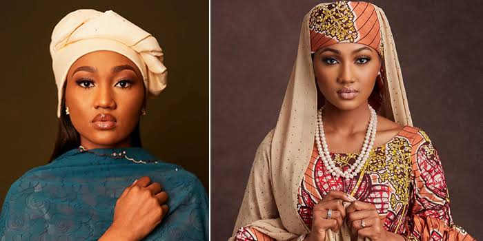 Buhari's daughter, Zahra takes to Instagram, says the Earth is cleansing itself