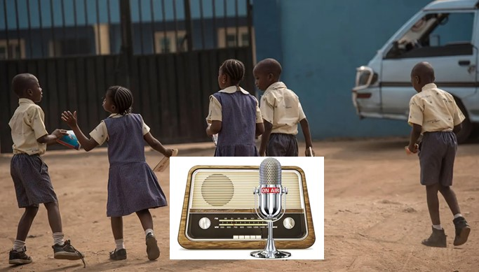 Ekiti state commences teaching of primary school pupils on radio today