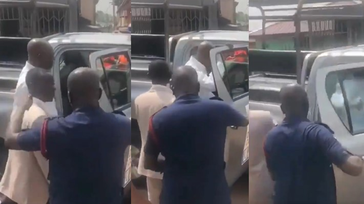 Coronavirus: Police arrests pastor for holding service despite ban on social gatherings (Video)