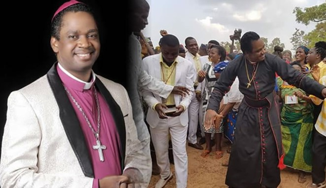 Anyone infected with coronavirus should visit me for free treatment and healing – Bishop Sam Zuga