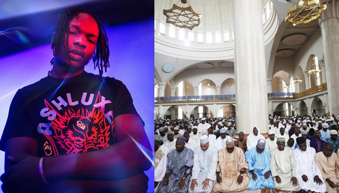 Concentrate on pleasing ALLAH because you will never be able to please everyone all of the time – Naira Marley writes Ramadan message to Muslims