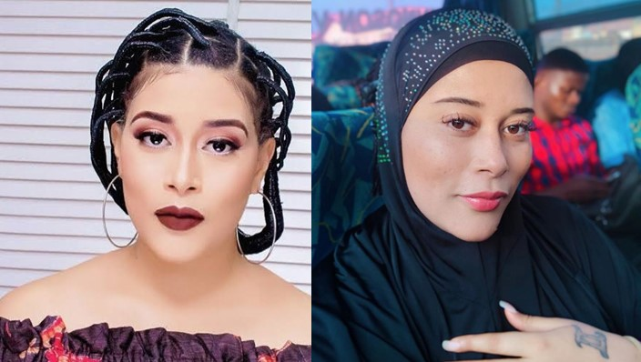 I feel fulfilled, happier and more blessed after converting back to Islam from Christianity – Actress, Adunni Ade
