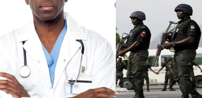 Police allegedly fracture doctor's bone while heading to hospital amid lockdown in Akwa Ibom