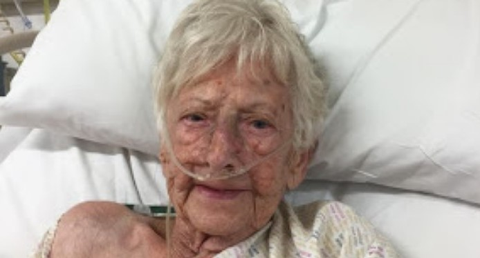 89-year-old great grandma who beat breast cancer, womb cancer and skin cancer also recovers from coronavirus
