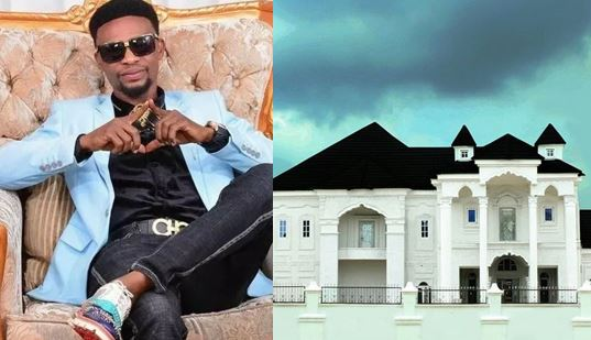 IGoDye donates his new Fapoh Royal Seal mansion to the FG of Nigeria to use as an isolation centre (Photos)