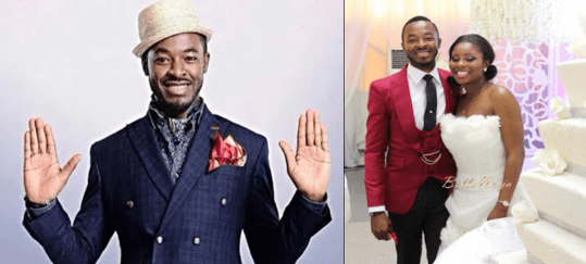 Nollywood actor, UC Ukeje explains how his marriage has limited his career
