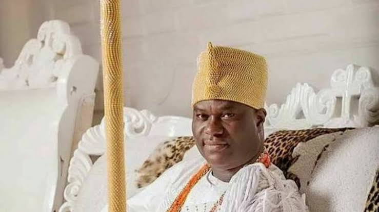 Ooni of Ife's palace gets vandalized