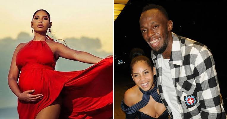 Usian Bolt and girlfriend welcome first baby together
