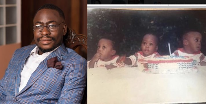 """""""Dear Mary Slessor, thank you"""" – Man writes, shares photos of himself and his brothers to celebrate life"""