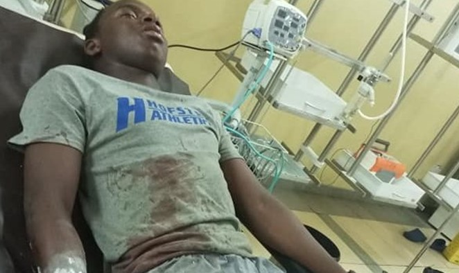 How SARS operatives in Kano still extort money from a victim's family after torturing him to death – Lawyer narrates (Graphic Photo)