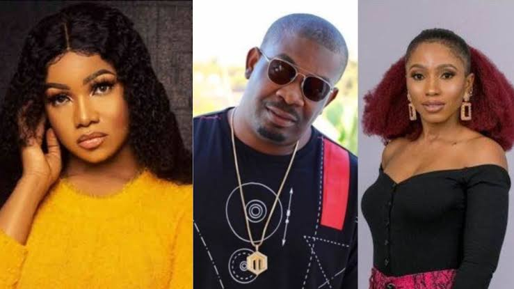 Tacha reveals what Don Jazzy told her about Mercy (VIDEO)