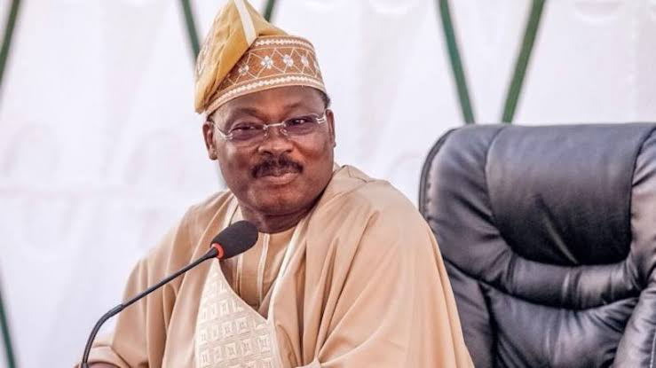 Former governor of Oyo State, Ajimobi is dead