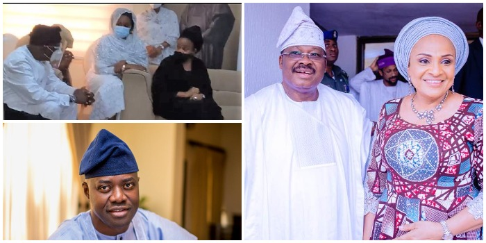 Florence Ajimobi lashes out at Governor Makinde, accuses him of bringing Politics into her husband's death (VIDEO)