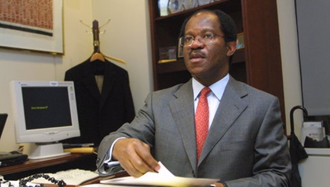 Nigerians celebrate billionaire, Adebayo Ogunlesi, the only black man to ever be on Trump's Economic Advisory Council