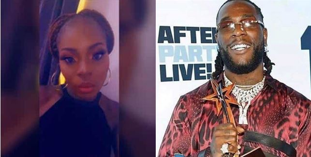 BET gave Burna Boy the award so peace can reign, he doesn't deserve it – Nigerian lady laments