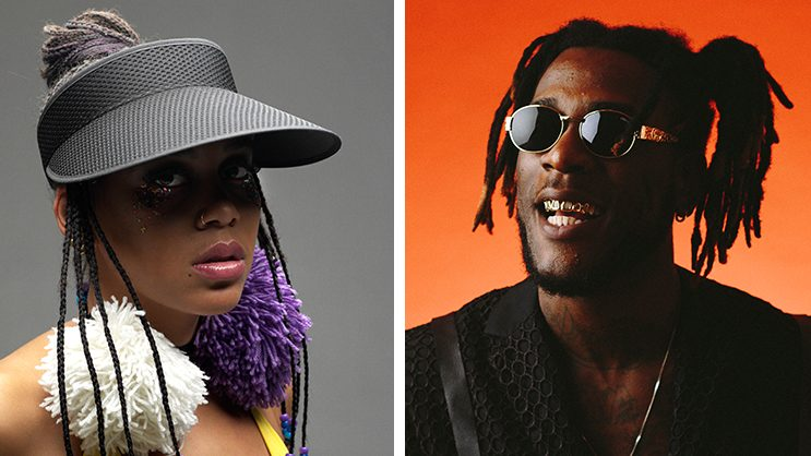 Burna Boy reacts as South African rapper, Sho Madjozi accuses him of bringing down her song