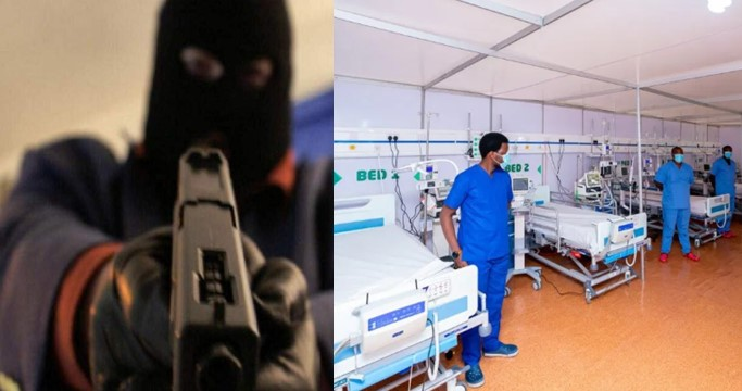 Nigerian man gets kidnapped after recovering from COVID-19