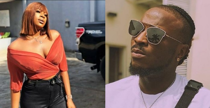 Another lady calls out Peruzzi for allegedly raping her (Screenshots)