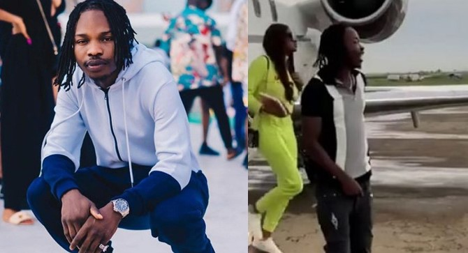 50 percent of people are happy you have problems – Naira Marley