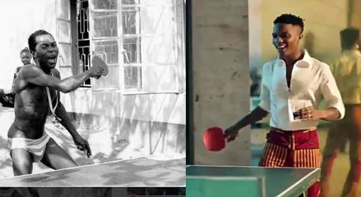 """""""Fela sang about bad leadership but nothing changed"""" – Wizkid speaks on the need to do more"""