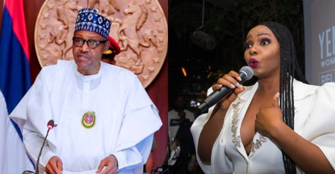 Education and health sector are suffering, we are tired – Yemi Alade tells Buhari
