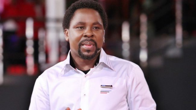 World Health Organization reacts to TB Joshua healing a Coronavirus patient