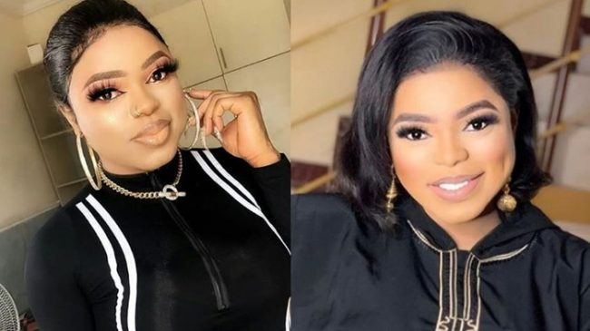 I am male and female – Bobrisky claims to have two genders (Video)