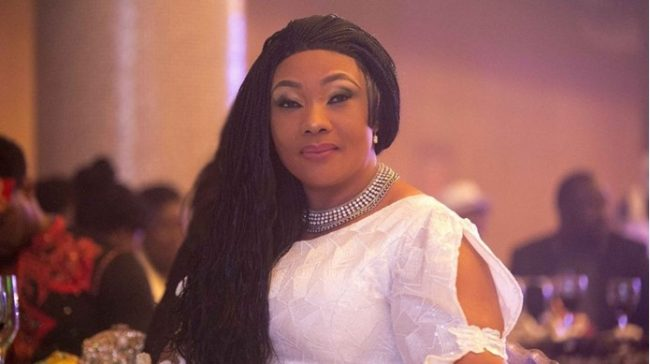 Anyone who sleeps with rich men or women for money is a high-class prostitute – Eucharia Anunobi