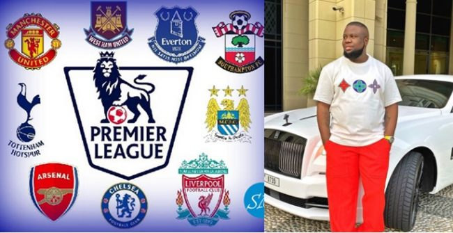Football fans react to report that Hushpuppi tried to defraud an English Premier League club of $124m
