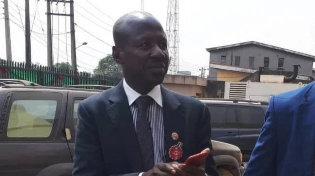 Ex-EFCC boss, Ibrahim Magu released from detention