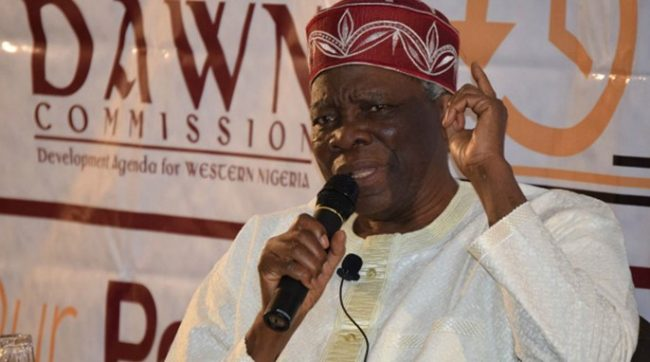 It's shameful that Yoruba youths are being used as slaves, prostitutes abroad – Prof Akintoye