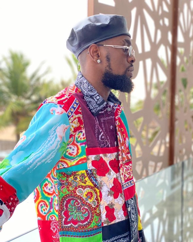 """""""When grace is upon you gossip becomes advertisement"""" – Patoranking says"""