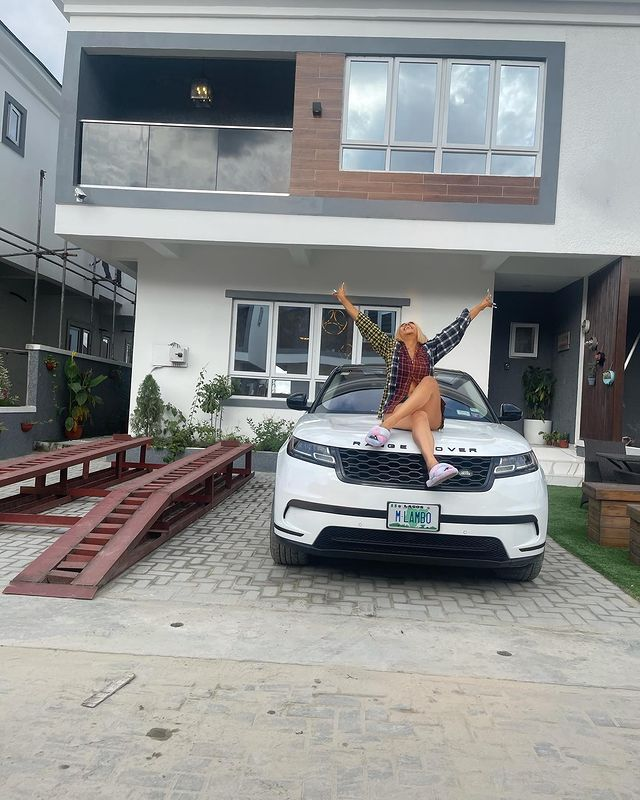Mercy Eke acquires another house in Lagos to celebrate her 28th birthday