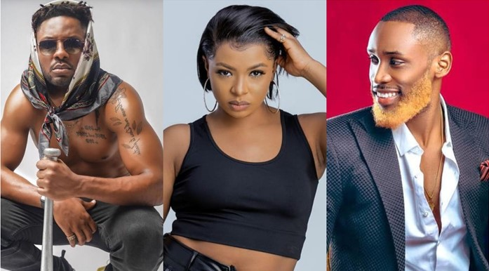 BBNaija: Emmanuel wins Ultimate Veto Power, selects Liquorose, Cross as HOH and Deputy HOH, all three will be in the finale
