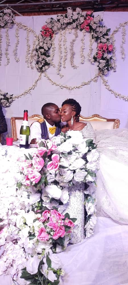"""""""I have given it to the only man who deserved it"""", says Newly-wedded lady who waited till her wedding night to lose her virginity"""