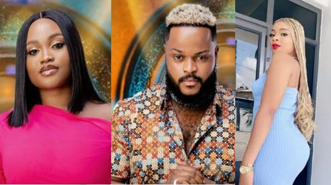 BBNaija: White Money kissed JMK, yet he's angry over my relationship with Cross – Queen fumes