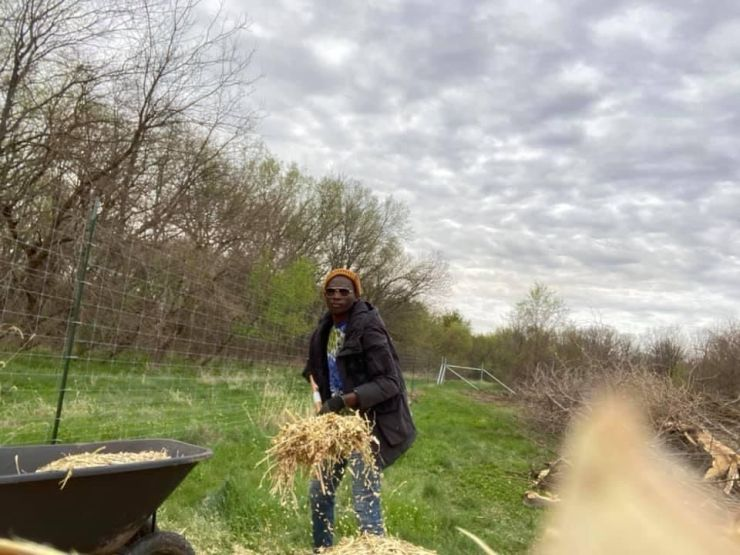 """""""I never got an award from my country"""" – Nigerian farmer says after being awarded scholarship in US"""