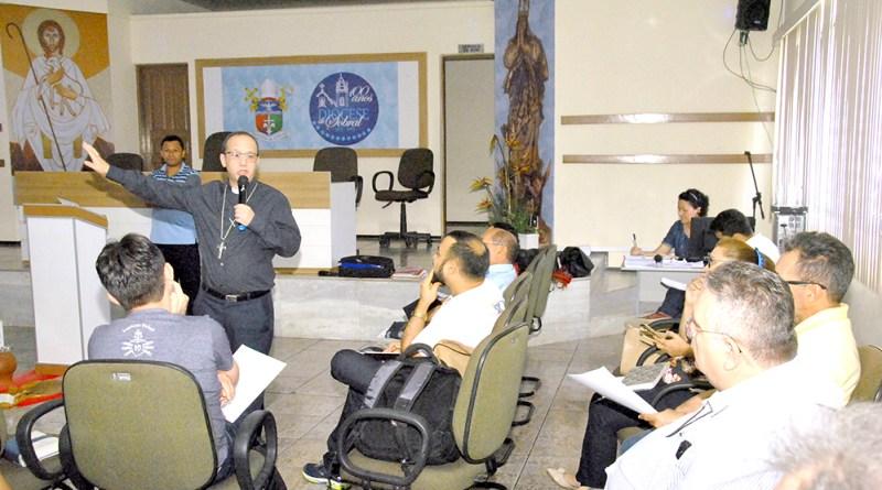 Reunião prepara 36ª Assembleia de Pastoral e reflete urgências da Diocese