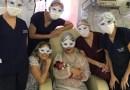 UTI Neonatal da Santa Casa de Sobral promove o carnaval dos prematuros