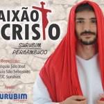 Surubim terá encenação da Paixão de Cristo no dia 23 de março