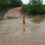 Chuvas desta segunda superaram as dos meses de janeiro dos últimos 3 anos, somados