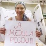 Transplante de Raísa foi um sucesso