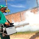 """Comunidades de Surubim infestadas pelo Aedes aegypti recebem """"fumacê"""""""