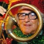 """Escola de Samba """"Galeria do Ritmo"""" vai  homenagear Chacrinha no Carnaval de Recife"""